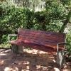 Paris Seat - Merbau Hardwood
